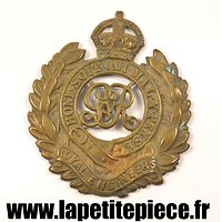 Insigne de casquette British Royal Engineers