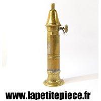 Lampe / bougie artisanat de tranchée Première Guerre Mondiale