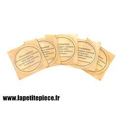 Reproduction klarscheiben / optiques pour masque à gaz Allemand WW1