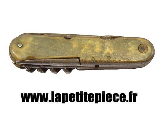 cas couteau datant