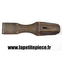 Reproduction de gousset de baionnette Allemande courte KS98 / 84/98 / S14