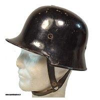 Casque de pompier / police Allemand Deuxieme Guerre Mondiale. Allemagne WW2