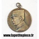 Médaille Foch generalissime des allies