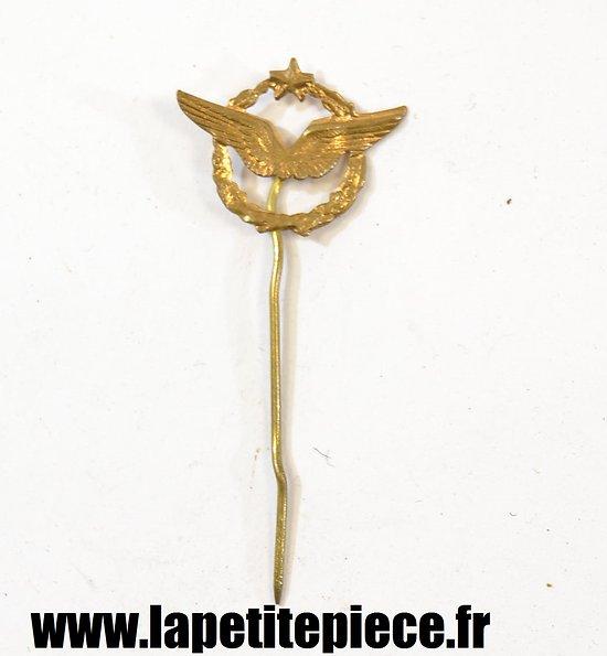 Broche / insigne miniature Brevet de pilote, France Première Guerre Mondiale