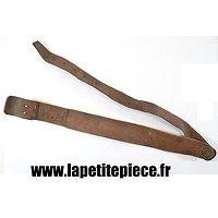 Bretelle pour havresac modèle 1893
