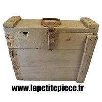 Caisse de transport pour munitions de Minenwerfer