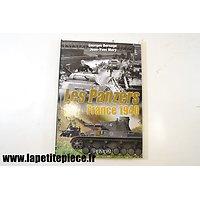 Les panzers France 1940 par Georges Bernage et Jean-Yves Mary