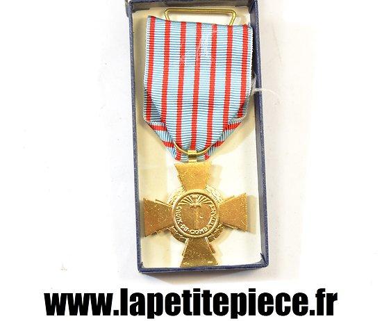 Croix du combattant 39 45