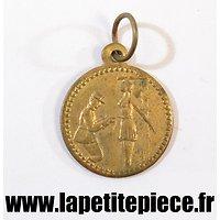 """Petite médaille """"souvenir du conseil de révision"""""""