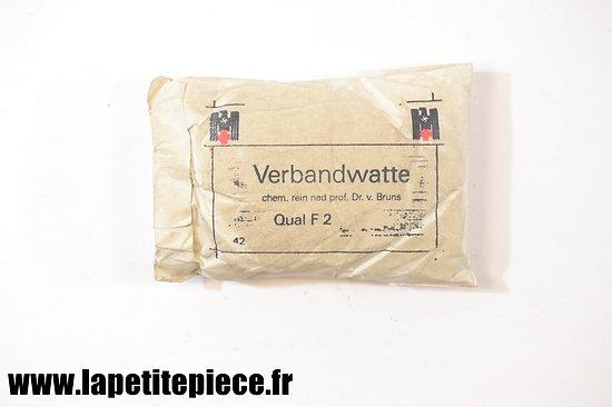 Coton combiné - Verbandwatte 1942 D.R.K.
