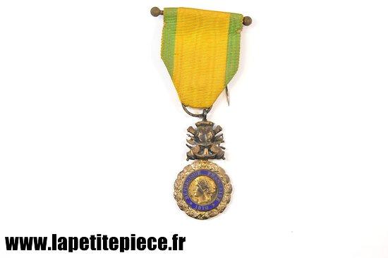 Médaille 1870 Valeur Et Discipline