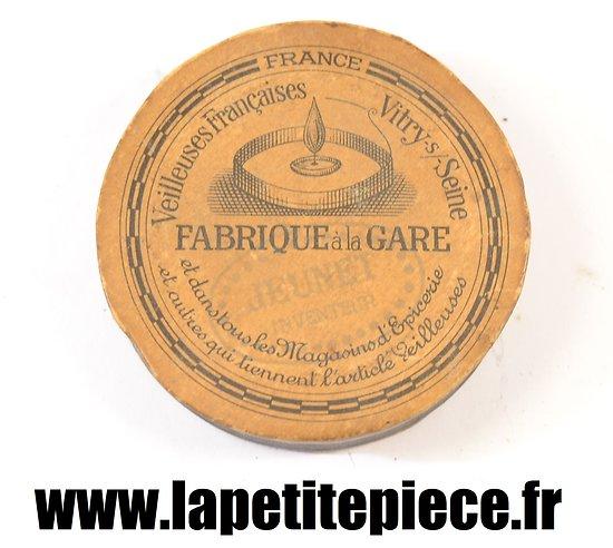 Boite de veilleuses Françaises Première Guerre Mondiale