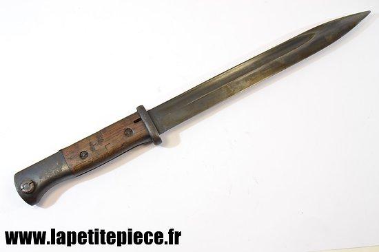 Baionnette Allemande Mauser 98K S/174G WKC Solingen
