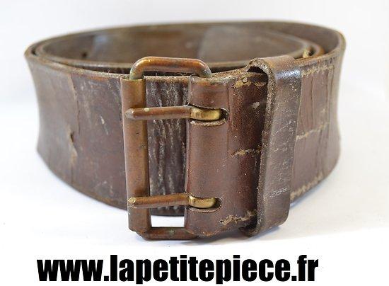 Ceinturon Français modèle 1914 - 115cm