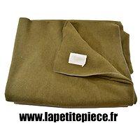 Couverture de laine américaine WW2. Blanket Wool OD M-1934