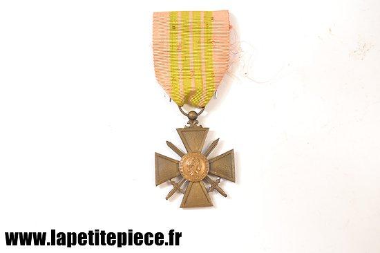 Croix de Guerre 1939 - France WW2