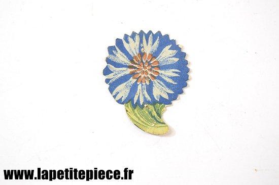 Le Bleuet de France (1938), vendu au profils des anciens combattants et victimes de Guerre.