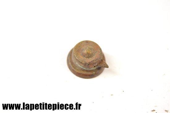 Tourillon de jugulaire de casque à pointe 1895