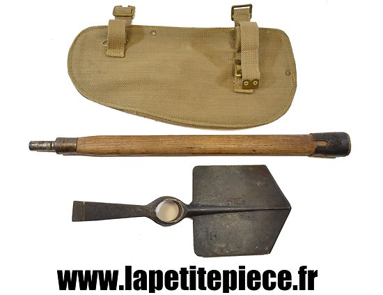 Outil individuel modèle 1937 - Pattern 37 daté 1944 Anglais WW2