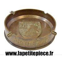 Cendrier artisanat INDOCHINE - LE TOURVILLE 1946 - 1947