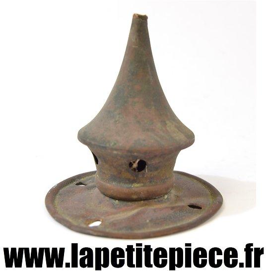 Pointe de casque Allemand Première Guerre Mondiale - 1895