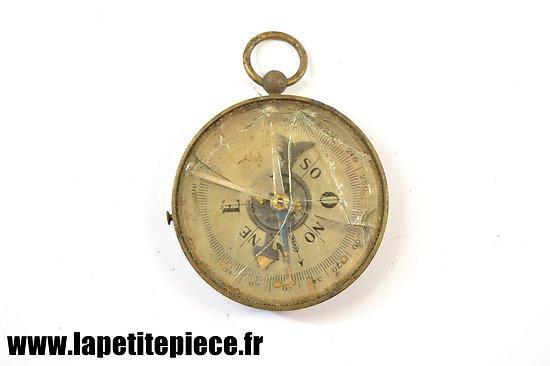 Boussole Armée Française Deuxième Guerre Mondiale