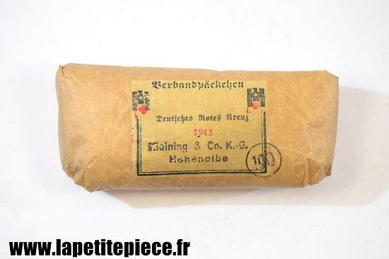 Verbandpäckchen D.R.K. 1943