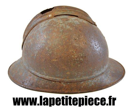 Casque Français Première Guerre Mondiale. Adrian