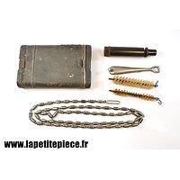 Boitier de nettoyage Mauser 98K Deuxième Guerre Mondiale. Cnx