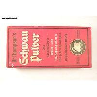 Paquet de lessive Allemande Deuxième Guerre Mondiale. Allemand WW2