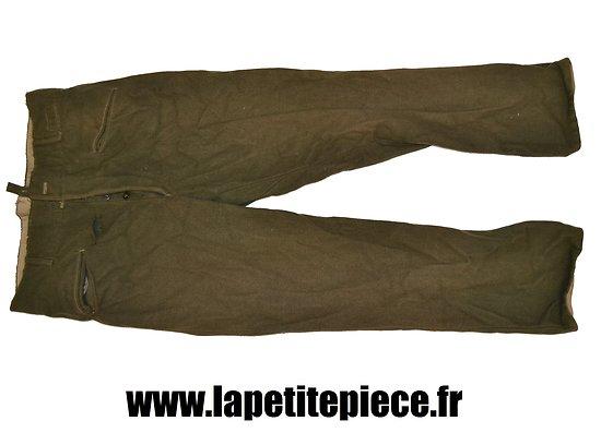 Pantalon Allemand WW2 / Achat privé