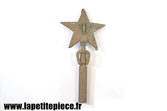 Quille de soldat 66 BCP / 1ere Armée - France