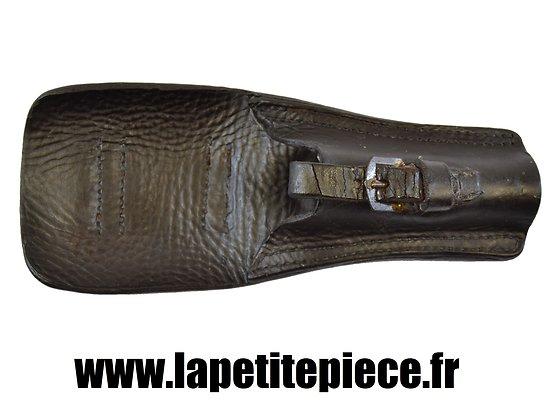 Gousset porte sabre-baionnette modèle 1915 Armée Française