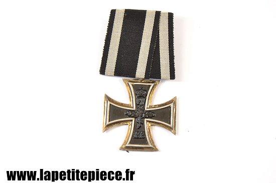 Eisernes Kreuz - Croix de fer, agraffe parade