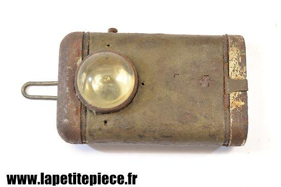 Lampe de poche Allemande Première Guerre Mondiale