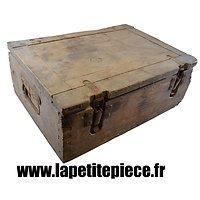 Caisse étanche pour 1500 cartouches 7,92 mm Allemande WW2