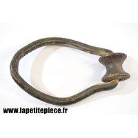 Outil / poulie de monteur de ligne en acier