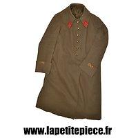 Manteau modèle 1932 de Capitaine d'artillerie