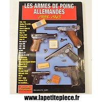 Les armes de poing allemandes 1928 - 1945 livre
