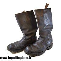 Paire de bottes taille 41 après Guerre, idéal reconstitution