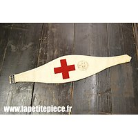 Brassard médical Français Deuxième Guerre Mondiale