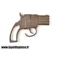 Pistolet Allemand Reform Pistol, époque Première Guerre Mondiale