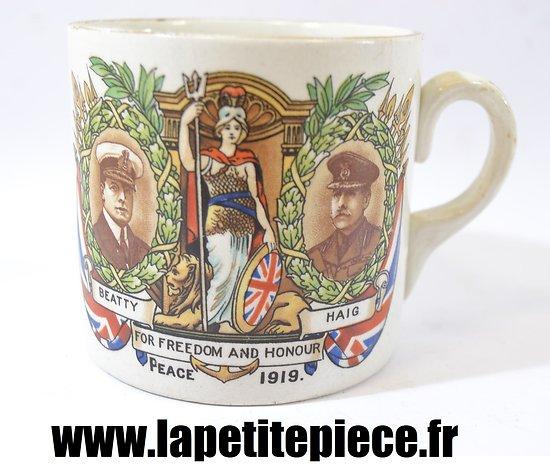 Tasse commemorative de la victoire 1919