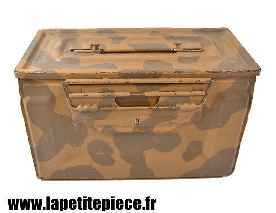 Caisse à munitions US Cal. .50 M2 - MODERN - camouflée