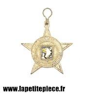Médaille de la commémoration de Bastogne, 101 Airborne