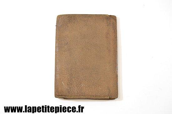 Porte feuilles / porte-monnaie époque Première Guerre Mondiale
