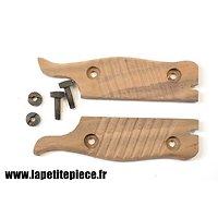 Repro de paire de plaquettes de baionnettes Mauser Allemande Première Guerre Mondiale. Allemand WW1 98-05 98 98 05