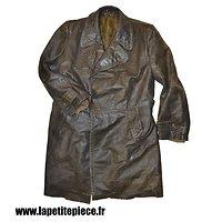 Manteau de cuir officier Luftwaffe - WW2