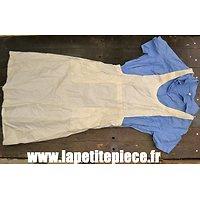 Tenue / blouse Infirmière années 1940 - 1960