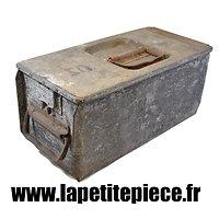 Caisse à munitions Allemande Première Guerre Mondiale